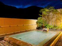 貸切風呂露天風呂 「星の湯」