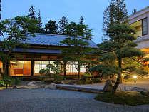 【文化財に泊まろう】「別邸菊の間(和室3室+専用ヒノキ風呂)」貸切プラン