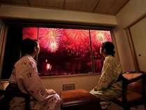 諏訪湖は毎日が花火大会!7月22日~8月26日 20時30分より毎日15分間!800発