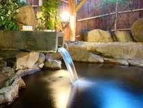 5タイプの湯釜で館内温泉めぐりを楽しんでいただけます。