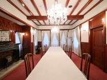 【迎賓館】ヴィクトリア調の様式に シンプルさをくわえた大正ロマンをしのばせる建物