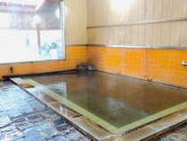 *【風呂】源泉掛け流しの東根温泉