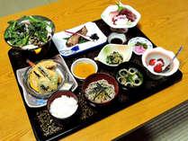 *【食事】おいしい田舎料理