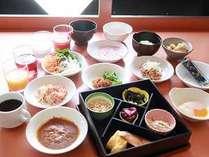 6月1日より    朝食リニューアル 朝から3杯食べられる朝食