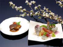 最上級のおもてなし【篝火(かがりび)の膳】全13品。お祝いや記念日にぜひご利用下さい。