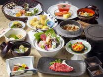 2019夏~胡蝶の膳~国産牛溶岩石焼など上級ランク和会席でいつもより贅沢に。