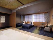 2020年2月リニューアル!日本庭園を望む東館和洋室