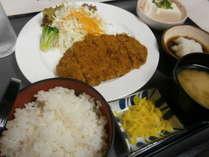 ◆夕食定食&朝食バイキング【2食付】◆トクトクプラン◆室数限定◆