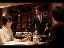 ■レストラン「シャモニー」
