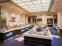 「ALL北海道」をコンセプトに、食材を地元産にこだわって提供。北海道の味覚をお楽しみください。