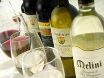 食材とのマリアージュを提案するセレクトワイン。(イメージ)