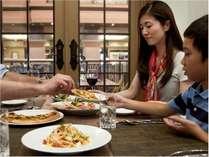 イタリアンレストラン「アラモーダ」