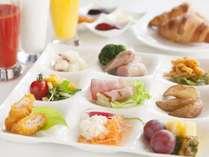 「リビエルージュ」朝食ブッフェイメージ
