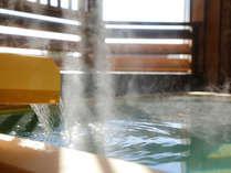 温泉をお部屋で楽しむ露天風呂付客室(イメージ)