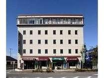 ビジネスグリーンホテル日野 (滋賀県)