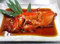 【じゃらん夏SALE】【1泊2食付】船盛&金目鯛煮魚付プラン