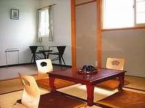 ファミリーにも大人気、迫力の北アルプスの眺望抜群の和室、ゆーっくり足を伸ばして。