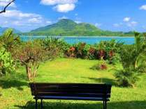 別館からの美しい風景!