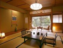 本館客室101「淡雪」12.5畳タイプ
