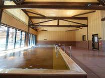 檜風呂は1番の人気です♪