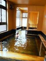 広くリニューアルされた女性風呂「花子の湯」