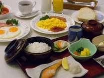 ★ご朝食(和食or洋食をチョイス)★