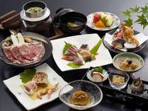 【料理長おまかせ特別会席】料理長が腕を揮う自慢の料理をお楽しみ下さい