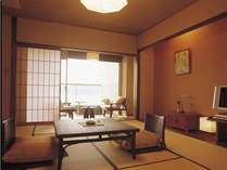 アジアンな和室10畳で過ごす【りいふ2】露天付客室