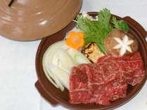 *夕食一例/12品・13品コースは、地元のブランド秋田由利牛の美味しさを堪能できるグレードアッププラン!
