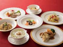 きのこと中国料理