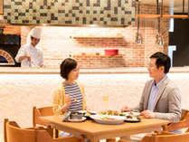 リニューアルしたホテルイースト内の洋食レストラン