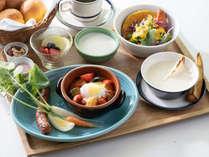 All Day Dining Karuizawa Grill 選べる朝食