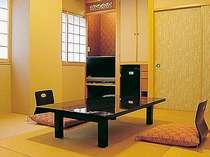 近代和風和室(8畳)天井が高くゆったりとした空間)[一例]