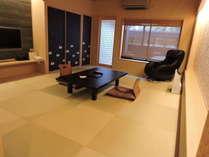 露天風呂付 12畳和室  禁煙和室  (一例)