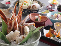かにすき鍋(一例)