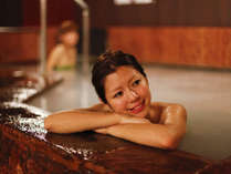 マイクロバブルの美肌の湯で身も心もリフレッシュ♪湯ったりお風呂☆