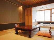 全面改装部屋 禁煙和室 8畳(一例)