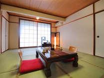 【別館和室◇禁煙】(和室8帖)畳でゴロゴロゆったり☆スタンダードな畳のお部屋です