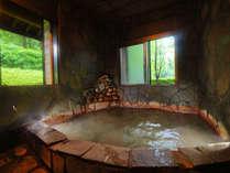 【ログハウス◇8~20名】当館自慢の≪泥湯温泉≫がお部屋に居ながら楽しめる♪