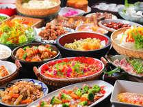 【朝食イメージ】鹿児島の食材にこだわった和洋バイキング