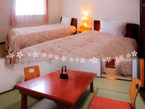 【別館和洋室◇禁煙】畳でごろり、ベッドでぐっすり☆2つのくつろぎ方が楽しめるスタンダードなお部屋