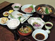 【定番/2食付】自家温泉と山形の郷土料理をじっくり味わう基本プラン