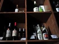 地元厳選の地酒をご準備