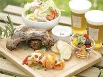 【1泊2食♪】明石公園でビアガーデンを楽しもうプラン☆★