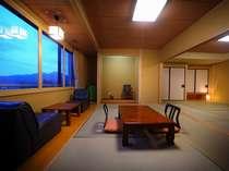 2008年にリニューアルした客室(客室一例)