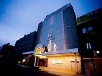 丸福旅館からスタートして、現在のグラマシーに至るまで、50年以上の歴史を持つ老舗ホテル