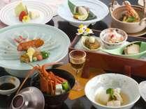ひかえめ美味プランお料理(イメージ)
