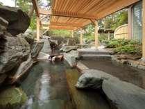 大浴場「安房八景の湯」の寝湯