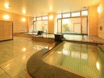 大浴場「らくだの湯」:営業時間14:00~25:00/6:00~11:00まで。