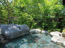 *露天風呂/美人の湯と名高い源泉、保温・保湿効果も高い温泉です